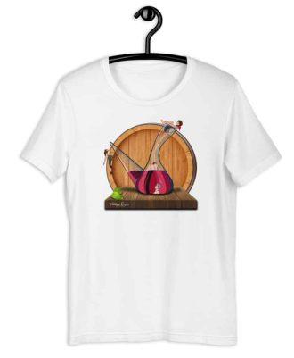 Camisetas sostenibles con diseños originales