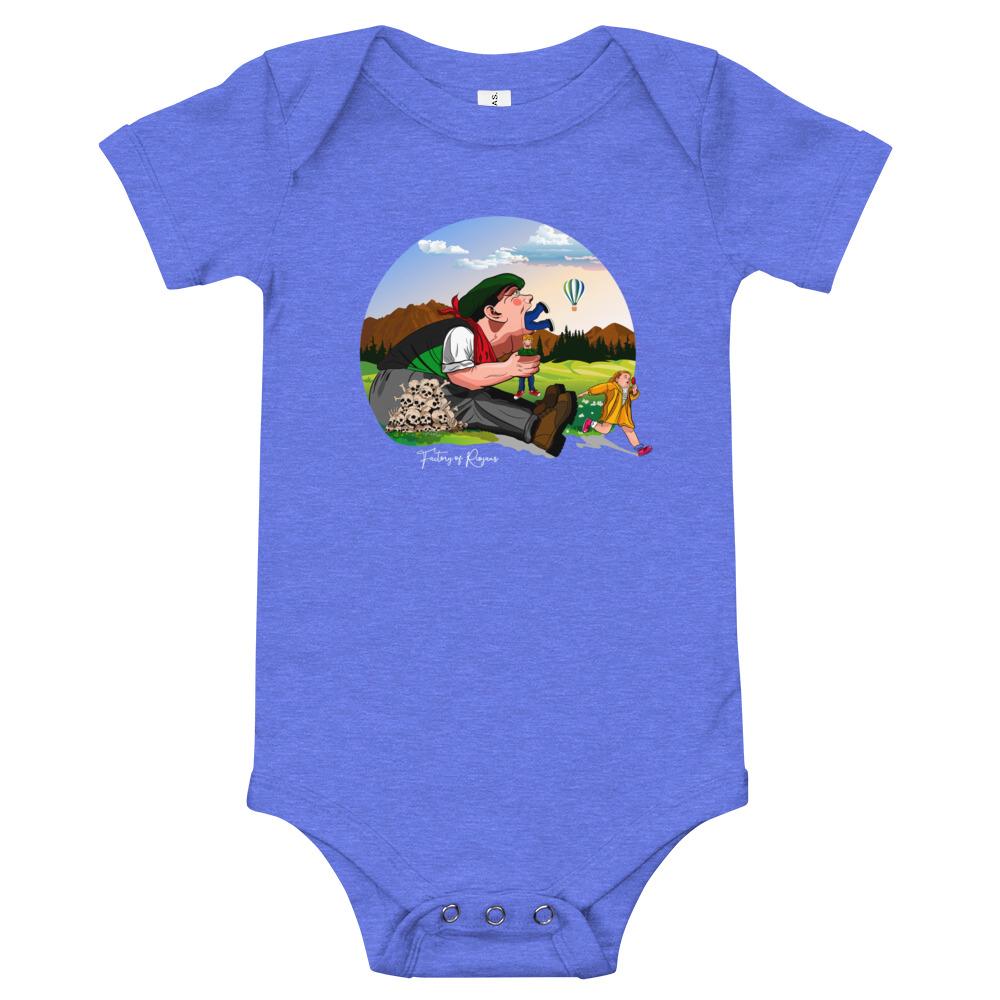 Body de bebé Tragantúa