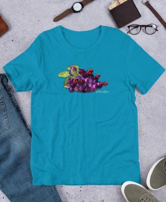 Camiseta azul Alien Rioja