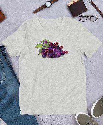 Camiseta gris deportivo Alien Rioja