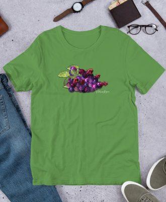 Camiseta verde Alien Rioja