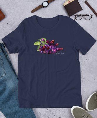 Camiseta morada Alien Rioja