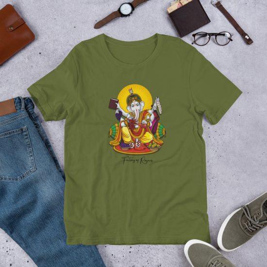 Camiseta Dios del Vino