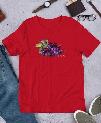 Camiseta roja Alien Rioja