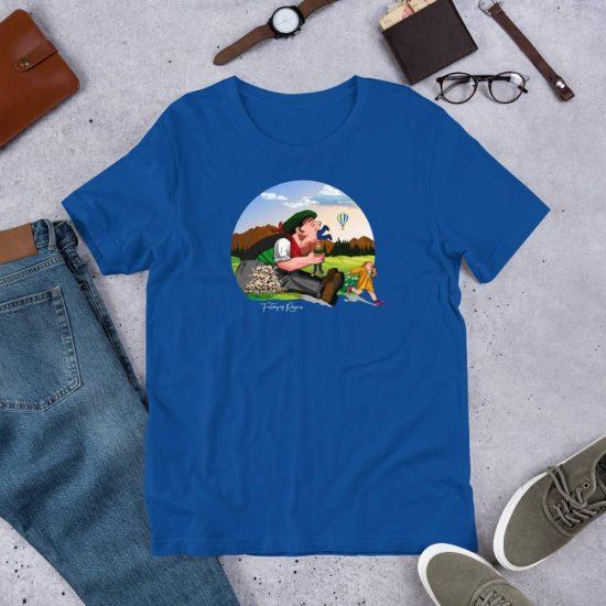 Camiseta Unisex Tragantúa