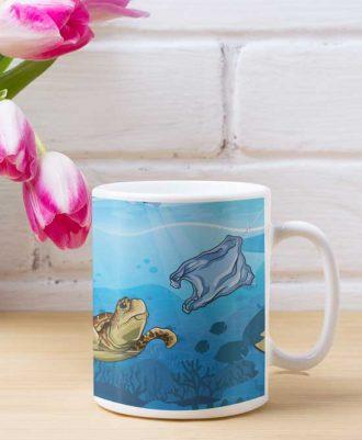 Tazas sostenibles Naturaleza y Mar