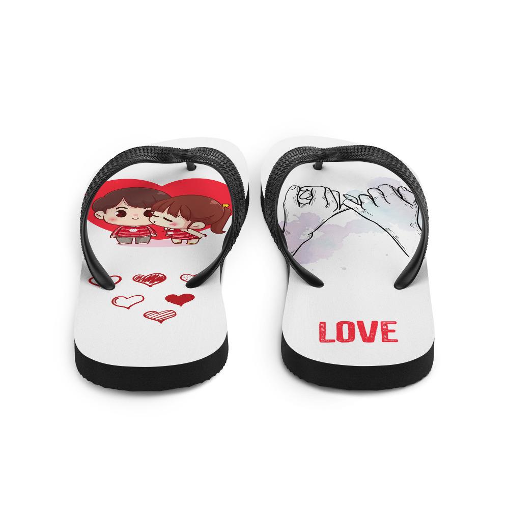Chanclas personalizadas para bodas