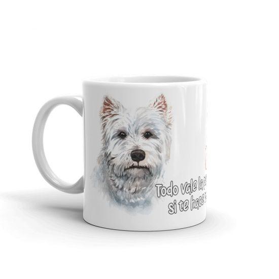 Taza personalizada con Mascota