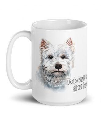 taza de desayuno originales con tu mascota