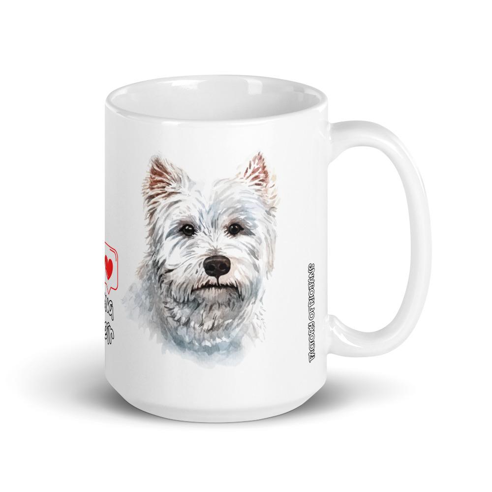 Tazas con perritos