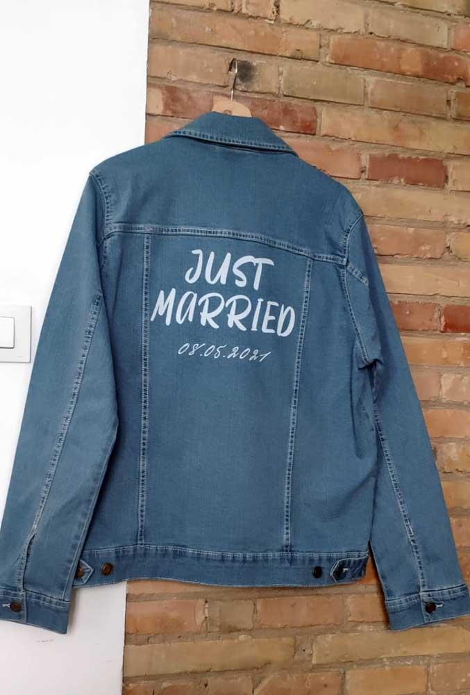Chaquetas personalizadas para bodas